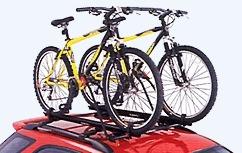 Bagażnik dachowy do transportu rowerów